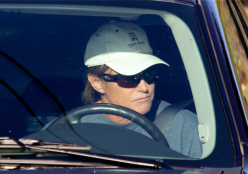 Rumor Bust! Bruce Jenner Does NOT Have a Secret Girlfriend