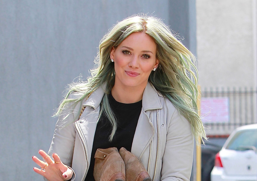 Is Hilary Duff Turning Her Tinder Dates Into a Reality Show?