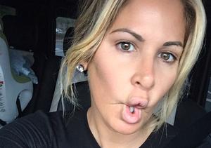 Flawless! See Kim Zolciak's Silly, Makeup-Free Selfie