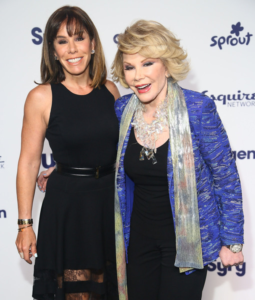 Why Melissa Rivers Is Auctioning Her Mom's Belongings Two Years After…