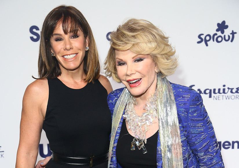 Melissa Rivers To Join Fashion Police As Co Host