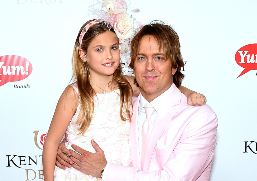 So Grown Up: Anna Nicole Smith's Daughter Dannielynn at the Kentucky Derby!