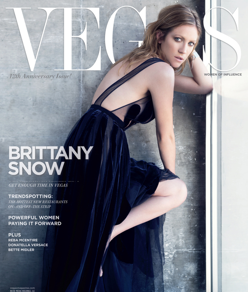 Brittany Snow on 'Pitch Perfect 2': 'Chloe Doesn't Want to Let Go'