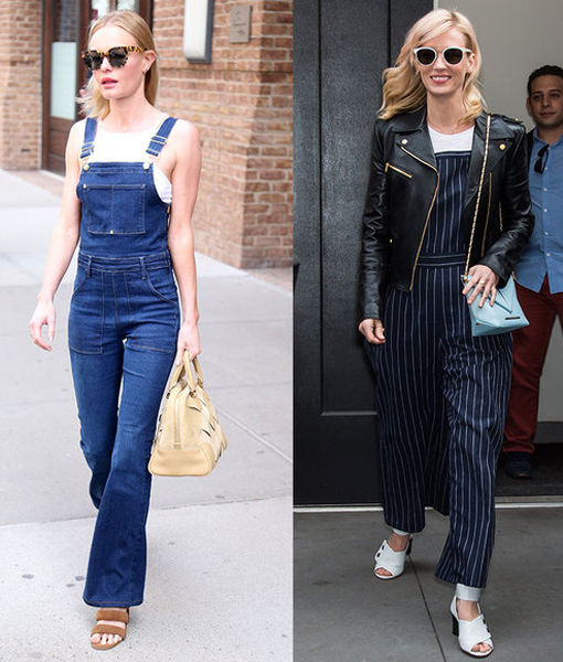 Stars are Obsessed with Overalls! Learn How to Dress 'Em Up and Down