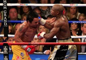 Who Won ... Manny or Mayweather?