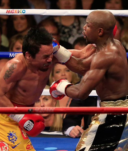The Fight of the Century! Who Won ... Manny or Mayweather?