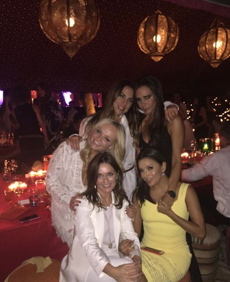 It's a Spice Girls Reunion! (Kinda)