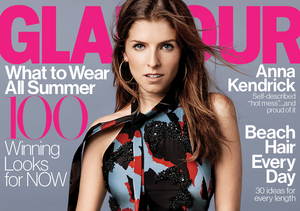 Anna Kendrick's 'Glamour' Style is 'Pitch Perfect' Too!