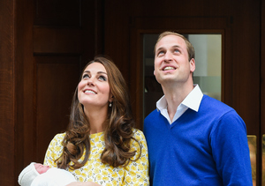 Baby's First Road Trip! Prince William and Kate Leave Town with the Kids