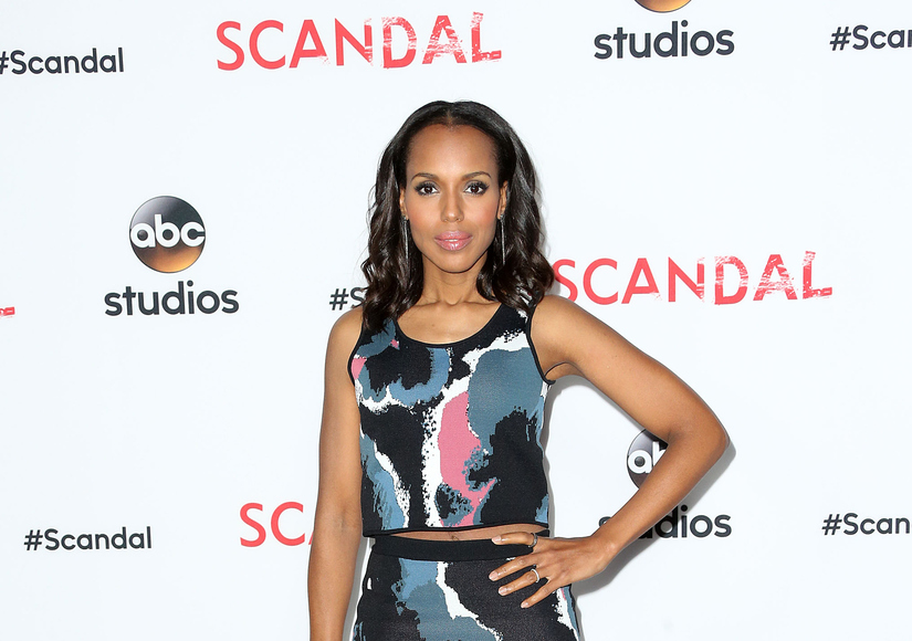 'Scandal's' Kerry Washington Dishes on 'Shocking' Season Finale: 'It's Pretty Amazing'