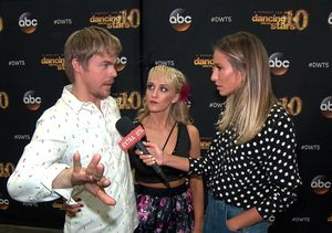 'DWTS' Week 8: Derek Hough Returns and Gives an Update on His Injury