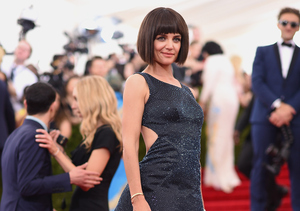 Chop, Chop! Katie Holmes Gets Short New 'Do for Met Gala