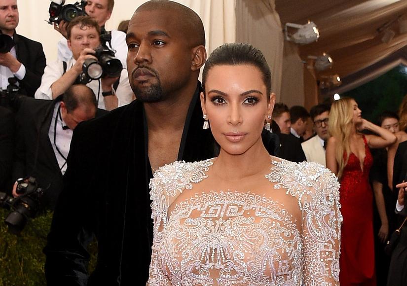 Report: Kim Kardashian & Kanye West Choose Perfect Place to Renew Vows