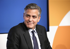 George Clooney Clears Up Birthday Rumors, Gushes Over Amal and More!