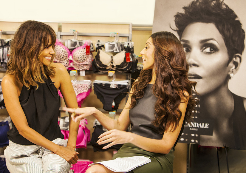 Halle Berry's TMI Confession About Lingerie Line, Plus Her Mother's Day Gift Picks
