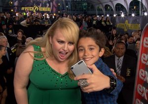 Stars Let Loose at 'Pitch Perfect 2' Premiere!