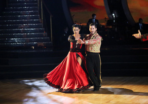 Rumer Willis and Val Reveal Semi-Finale Dance Routine and Talk 'DWTS'…