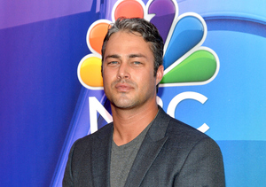 Taylor Kinney on NBC Chicago Crossover: 'It's a Bit Chaotic'