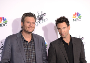 Was Blake Shelton Behind Adam Levine's Sugar-Bombing? See His Funny Answer