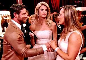 Noah Galloway Defends 'DWTS' Host Erin Andrews' Eye-Rolling Reaction