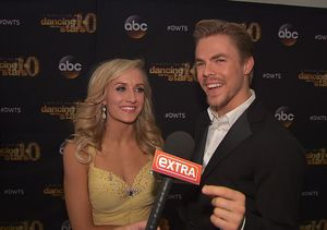 'DWTS' Week 9: Derek Hough and Nastia Liukin Open Up About Their Elimination