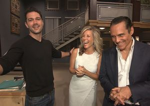 'General Hospital' Goes Live! Get a Sneak Peek Straight from the Stars