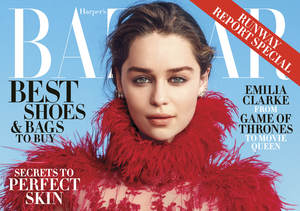 'Game of Thrones' Star Emilia Clark Says Meeting This Hollywood Couple Was…