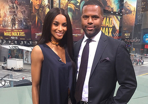 Ciara Talks Russell Wilson, Calls Seahawks Quarterback 'Incredible'