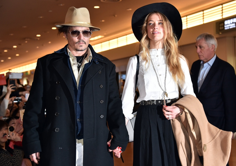 Johnny Depp's Dogs Threatened to Be 'Put Down' Down Under