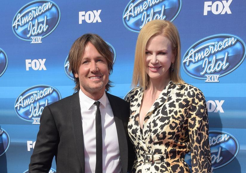 Nicole Kidman Says Daughter Sunday Rose Wants to Be on Australia's 'The Voice Kids'