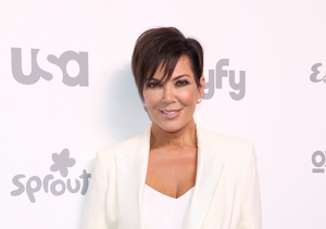 Proud Mama Kris Jenner Reacts to Kim Kardashian's Baby News!