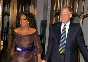 Oprah Winfrey Shares Her Favorite David Letterman Memory: 'I Keep that…