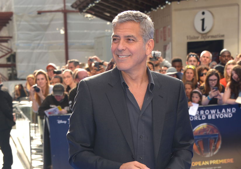 George Clooney and Amal Headed to Tokyo and Shanghai