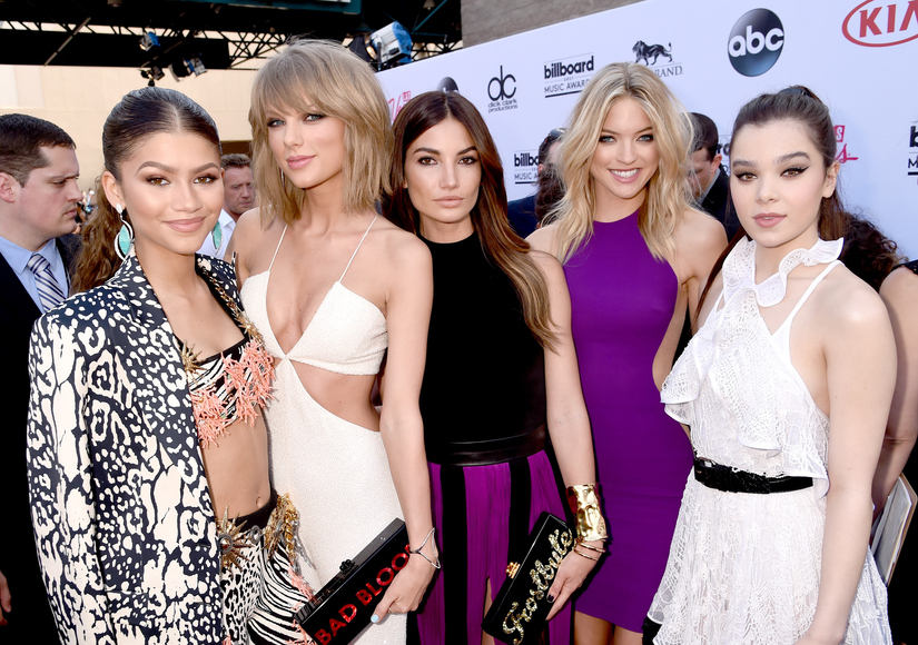 Taylor Swift's Action-Packed, Star-Studded 'Bad Blood' Kicks (and Kicks Hard) Off the Billboard Music Awards!
