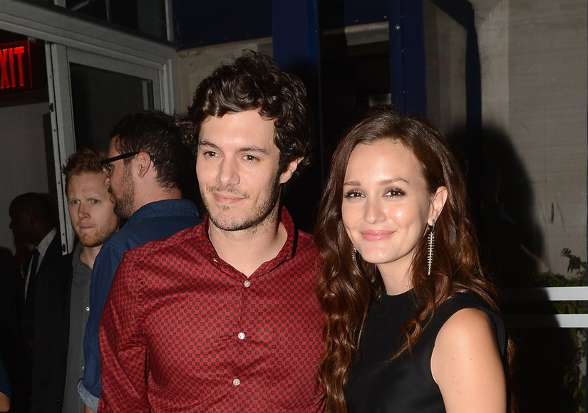 Baby Bump Alert! Leighton Meester & Adam Brody Expecting First Child