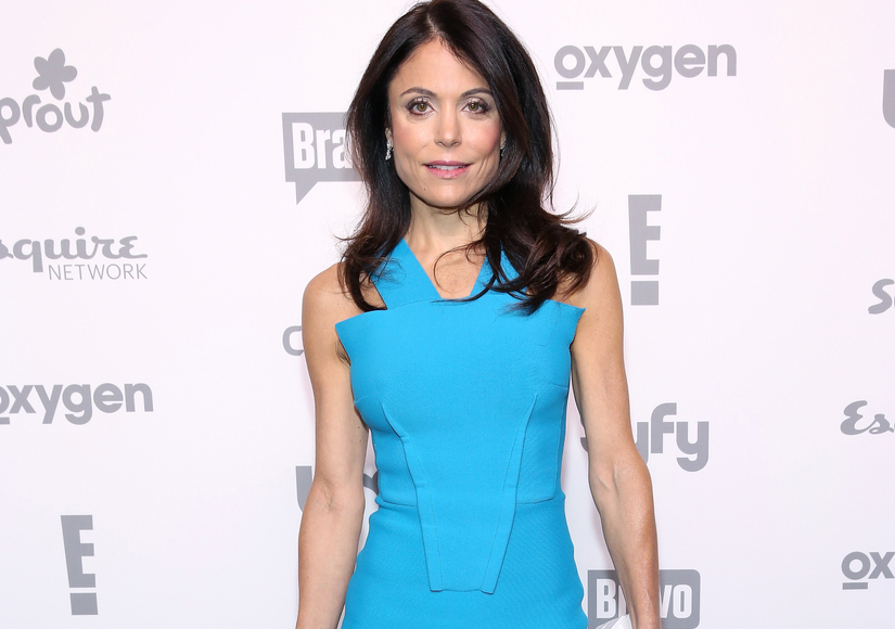 Whoa! See Bethenny Frankel's Total Hair Transformation