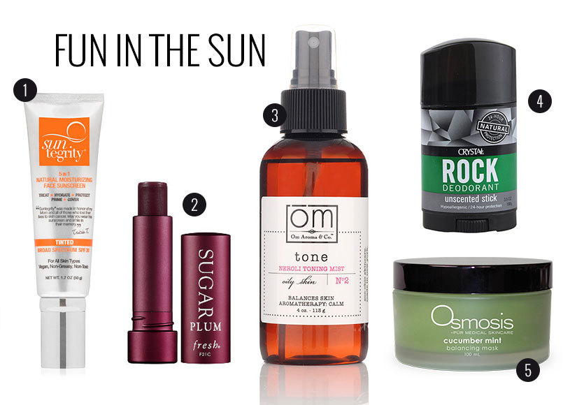Summer Beauty Essentials! Go Eco-Chic with These Must-Haves