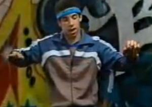 Throwback Video! See Vin Diesel Break Dancing As a Teen