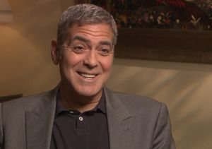 George Clooney Soars in 'Tomorrowland,' Talks Next Movie Roles