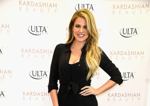 Khloé Kardashian Shows Major Leg in New Skinstagram Shots!