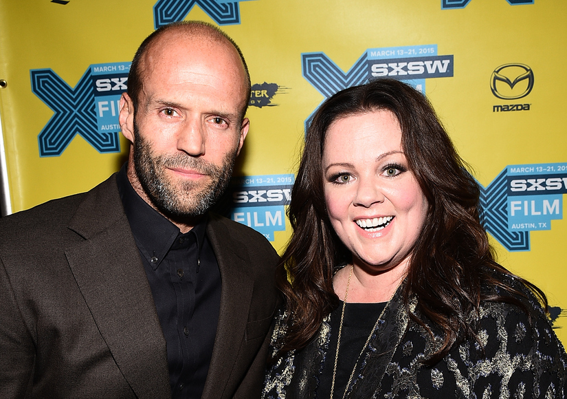 Move Over, James Bond! Melissa McCarthy and Jason Statham Go Undercover in 'Spy'