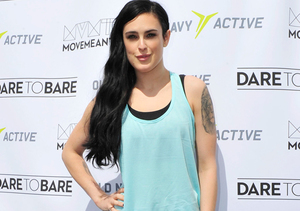 Rumer Willis Shows Off 'DWTS' Bikini Bod, Posts Double-Take Photo…