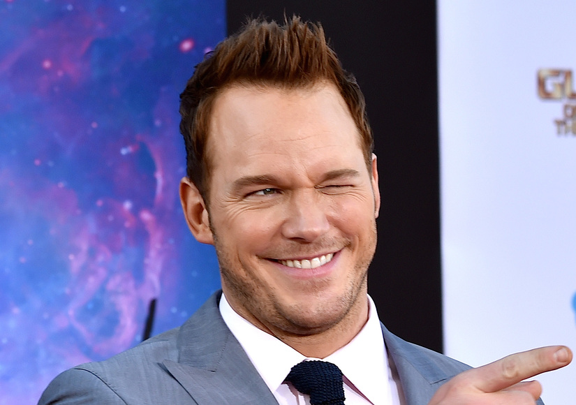 Chris Pratt vs. Whistling: The Struggle Is Real