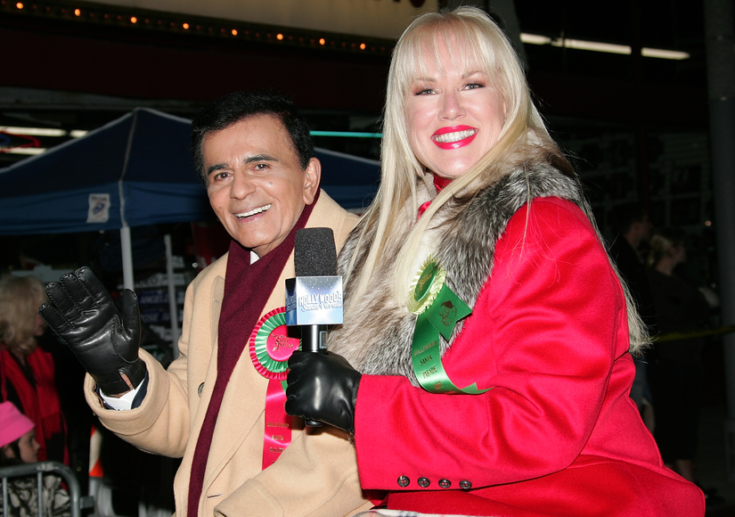 No Criminal Charges for Casey Kasem's Widow