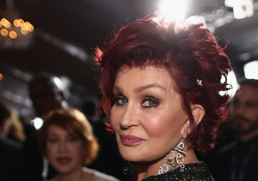 Sharon Osbourne Taking a Break from 'The Talk' After Collapsing