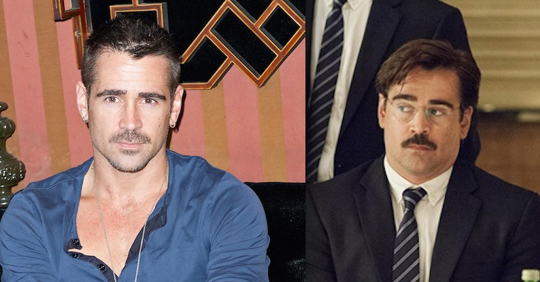 How Colin Farrell Got His Dad Bod for 'The Lobster' | ExtraTV.com