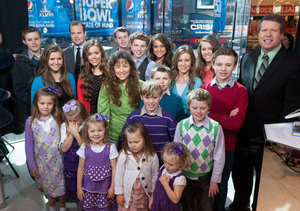 Duggar Family Spotted Filming Again After '19 Kids and Counting' Cancelled
