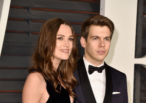 Keira Knightley Reveals Baby's Name!