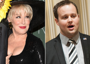 Extra Scoop: Bette Midler Twitter-Blasts Josh Duggar!