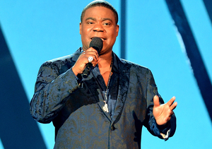 Tracy Morgan Steps Out for the First Time Since Deadly Car Crash